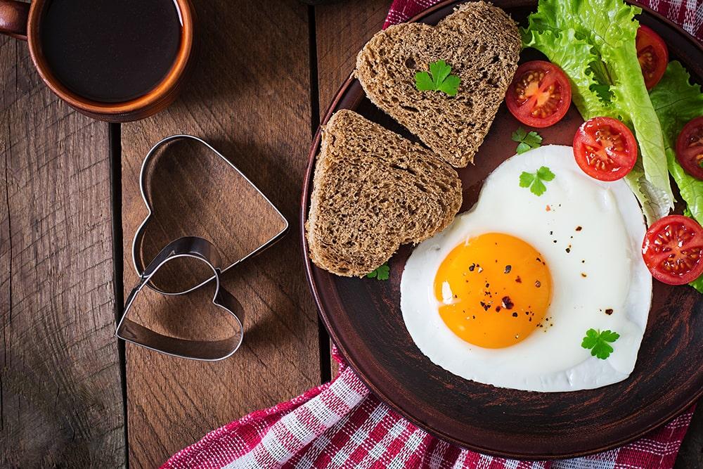 Un huevo al día, ¡es alegría!