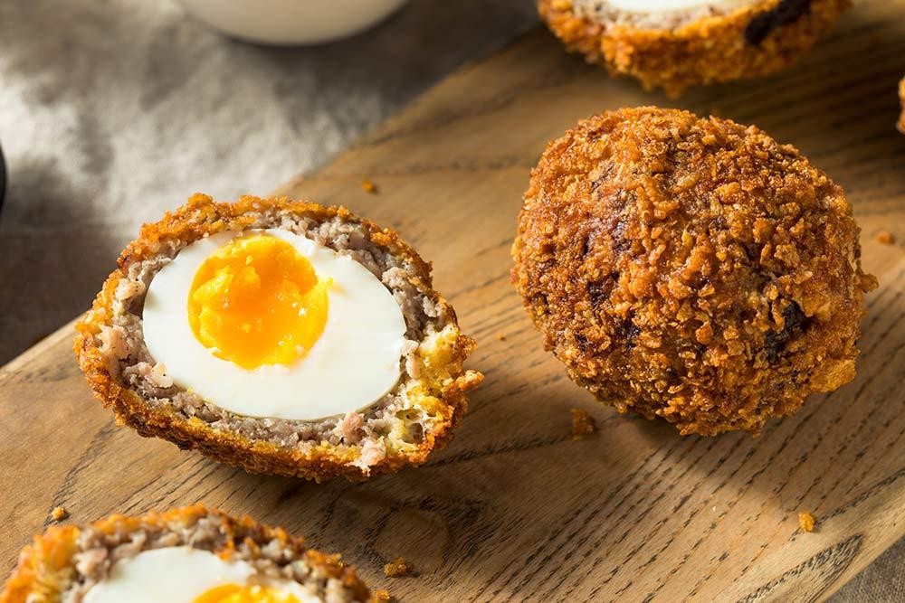 De viaje por los 5 continentes: recetas internacionales con huevo