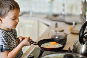 Los beneficios del huevo: versátil y para todas las edades